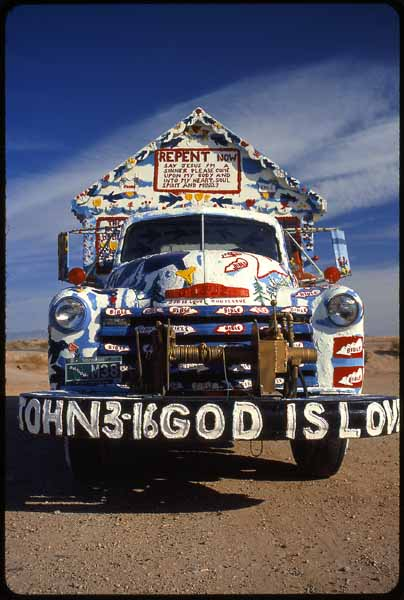 Salvation Mountain Mobile