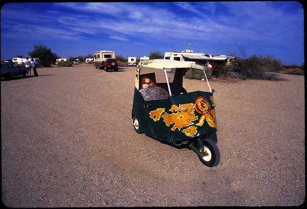 Slab City Mobile One