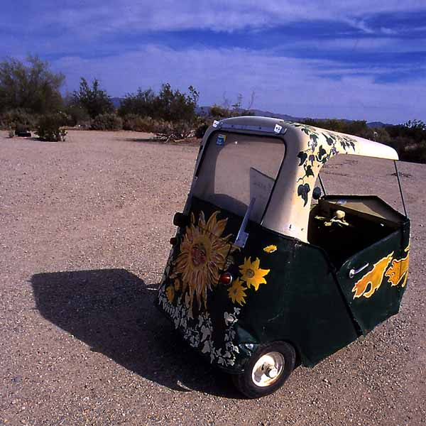 Slab City Mobile Two