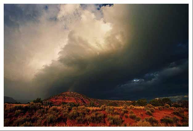 Cedar Mesa Storm