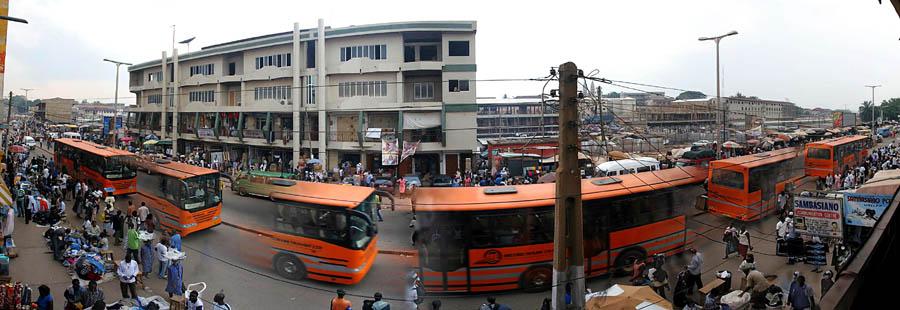 Downtown Kumasi