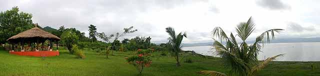Rainbow Garden at Lake Bosumtwi