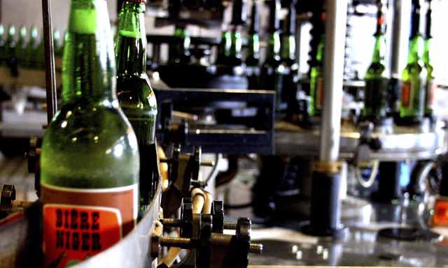 Making gran bières