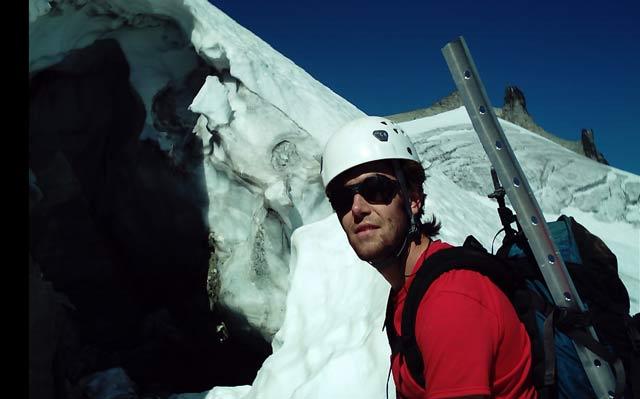 Yahoo on Daniel Glacier