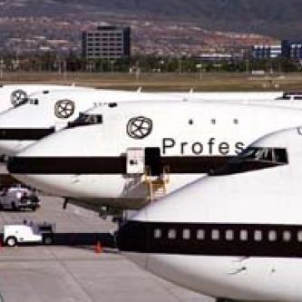 The Professor's Fleet