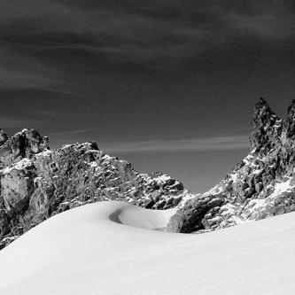 Sahale's Southwest Ridge
